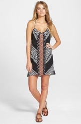 Rip Curl 'Gypsy Road' Cover Up Juniors Black