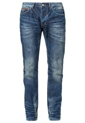 Blend Of America Straight Leg Jeans Barty Blue Denim
