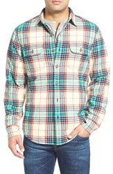 Men's Wallin And Bros. Thermal Lined Flannel Shirt