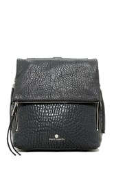 Vince Camuto Paola Leather Backpack Gray