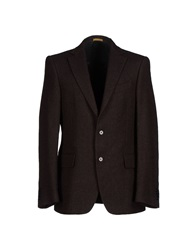 Piombo Blazers Dark Brown