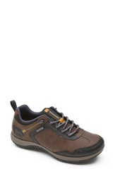 Rockport 'Kezia Low Walk360' Waterproof Trail Sneaker Women Brown Leather
