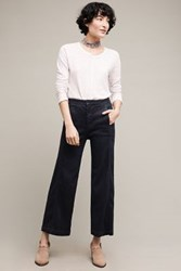Anthropologie Pilcro Ronin High Rise Jeans Dark Denim