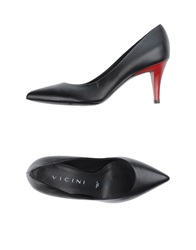 Vicini Pumps Black