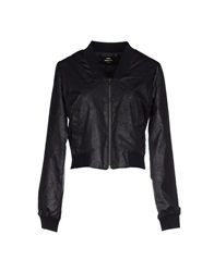 Dr. Denim Dr Denim Jackets Black