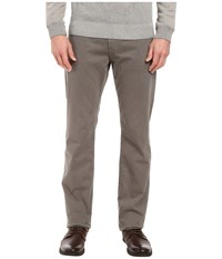 Ag Adriano Goldschmied Graduate Tailored Leg Sueded In Castor Grey Castor Grey Men's Jeans Gray