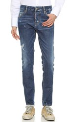 Dsquared Cool Girl Jeans Blue
