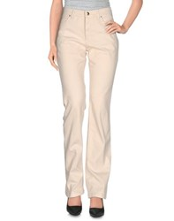 Marina Yachting Trousers Casual Trousers Women Ivory
