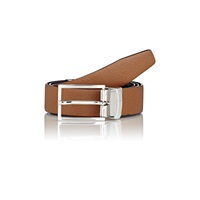 Barneys New York Reversible Belt Black