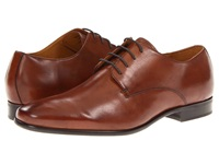 Gordon Rush Manning Cognac Calf Men's Dress Flat Shoes Brown
