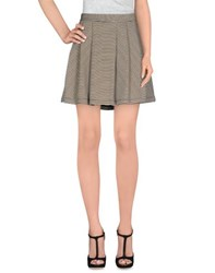 Hope Collection Skirts Mini Skirts Women Black