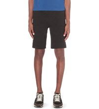 Hugo Boss Cotton Blend Shorts Black