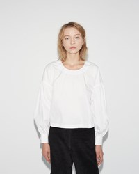 Rachel Comey Woolf Top White