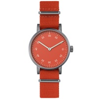 Void V03b Basic Watch Brushed And Red