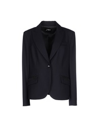 Gattinoni Blazers Dark Blue