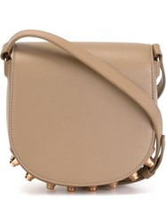 Alexander Wang Mini 'Lia Sling' Crossbody Bag Nude And Neutrals