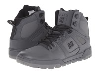 Dc Spartan High Wr Boot Grey Grey Grey Men's Boots Gray