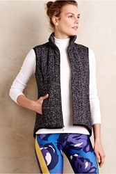 Pure Good Quilted Maja Vest Dark Grey
