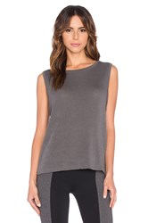 Solow Muscle Tank Gray