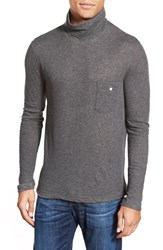 Men's Haspel 'Clayton' Long Sleeve Turtleneck Shirt
