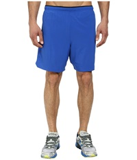 New Balance Impact 7 2 In 1 Short Optic Blue Optic Blue Men's Shorts