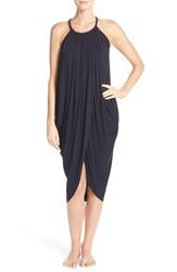 Women's Midnight By Carole Hochman Racerback Jersey Nightgown