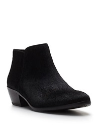 Sam Edelman Petty Brahman Hair Booties Black Pony