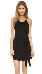 Rory Beca Weave Back Dress Onyx