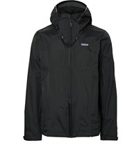 Patagonia Torrentshell Hooded Waterproof Shell Jacket Black
