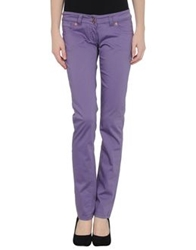 Ab Soul Casual Pants Purple