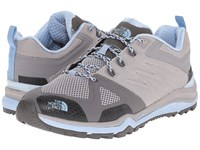 The North Face Ultra Fastpack Ii Foil Grey Powder Blue Women's Shoes Gray