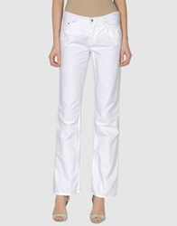 Gant Casual Pants White