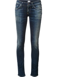 Citizens Of Humanity Skinny Jeans Blue