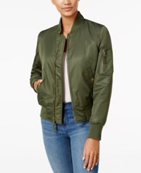 American Rag Bomber Jacket Only At Macy's Dusty Olive