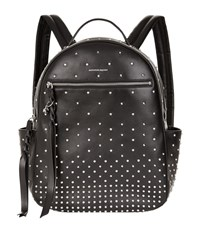 Alexander Mcqueen Studded Leather Backpack Female Black