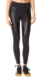 Koral Lateral High Rise Leggings Black