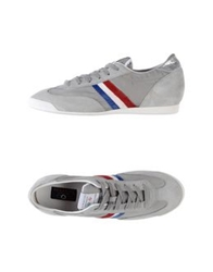 Serafini Sport Low Tops And Trainers Light Grey