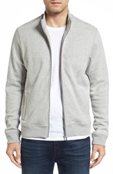 Lanai Collection Men's Houndstooth Zip Up Sweater