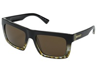 Vonzipper Donmega Black Tortoise Bronze Sport Sunglasses Blue