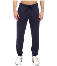 Puma P48 Core Fleece Pants Cl Peacoat Men's Casual Pants Blue