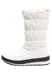Caprice Winter Boots White