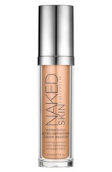 Urban Decay 'Naked Skin' Weightless Ultra Definition Liquid Makeup 1 Oz 3.5