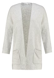 Opus Dormily Cardigan Light Grey
