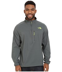 The North Face Nimble 1 2 Zip Jacket Spruce Green Spruce Green Men's Long Sleeve Pullover