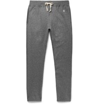 Todd Snyder Champion Chapion Fleece Back Cotton Blend Jersey Sweatpants Gray