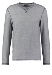 Marc O'polo Shaped Fit Jumper Combo Grey