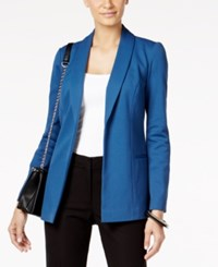 Alfani Petite Shawl Collar Open Front Blazer Only At Macy's Global Blue