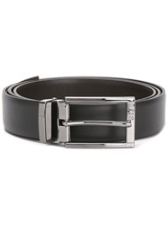 Hugo Boss Thin Belt Black