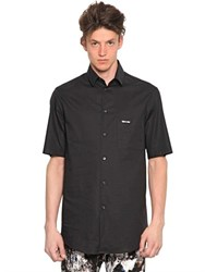 Mcq By Alexander Mcqueen Oversized Shirting Cotton Shirt
