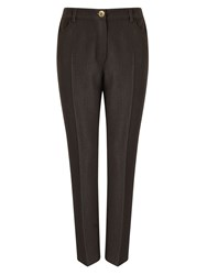 Eastex Straight Leg Jean Trousers Neutral